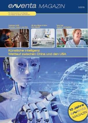 eNVenta ERP - eNVenta Magazin-02-2019 eNVenta ERP Nissen und Velten ERP Novum