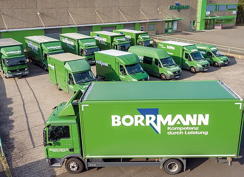 enventa ERP - Borrmann-LKW