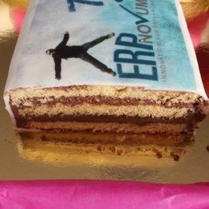 eNVenta ERP - 75 Jahre FB aufgegessen