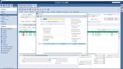 eNVenta ERP - Nissen und Velten - Beleg kopieren