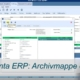 Archivmappe erstellen - eNVenta ERP