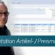 eNVenta ERP - Artikel- Preismanager