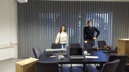eNVenta ERP - ERP Novum - neue Kollegen Hamidi und Kister