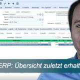 eNVenta-ERP Letzter Preis