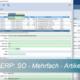 eNVenta-ERP - SO-Mehrfach Artikel notieren